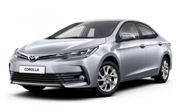 Забронировать Toyota Corolla АКПП 2016г