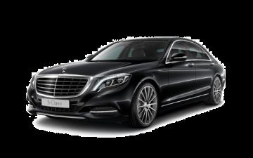 Забронировать Mercedes-Benz S 222 с водителем