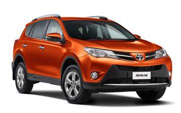 Забронировать Toyota RAV4 АКПП 2015г