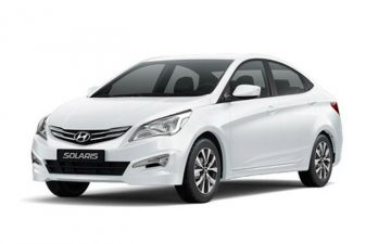 Забронировать Hyundai Solaris АКПП 2016г