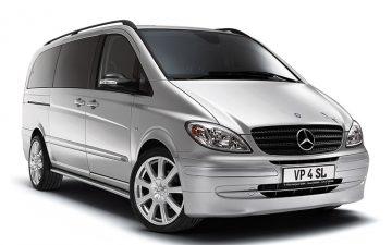 Забронировать Mercedes-Benz Vito АКПП 2010г