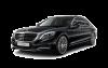 Mercedes-Benz S 222 с водителем