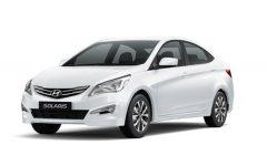 Hyundai Solaris АКПП 2016г